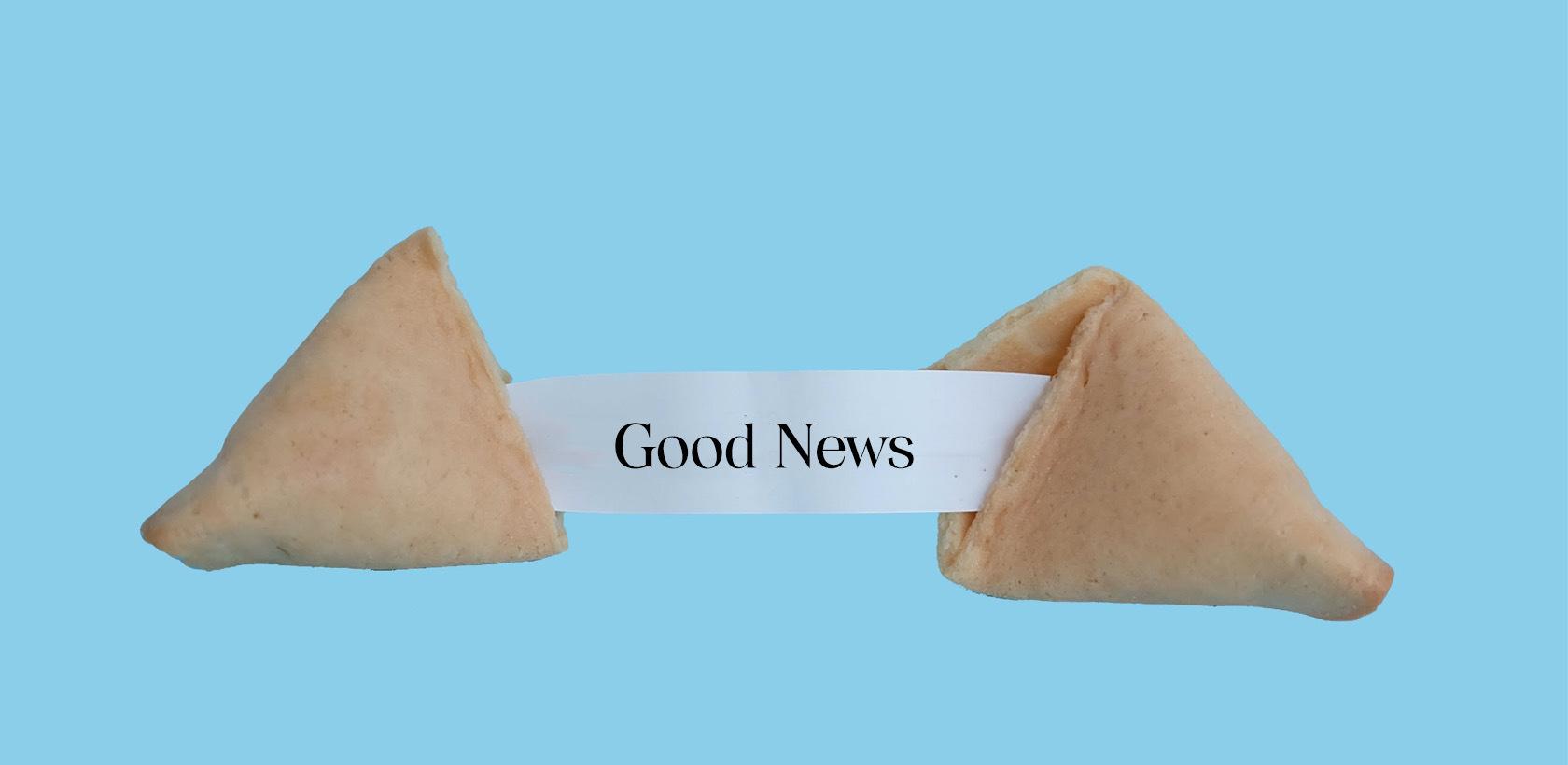 2020: Das Jahr in guten Nachrichten